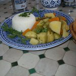 Rice & Vegetables