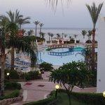 Main Pool Area near Beach