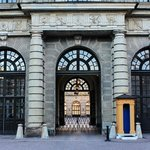 Front Entry to Stockholm Royal Palace