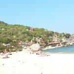 Strand Tanote bay