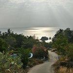 Einfahrt Poseidon resort