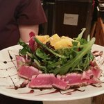 Saku Tuna Salad