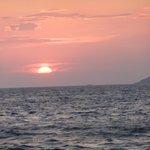 Santorini sunset!