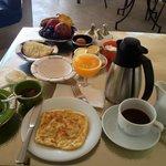 Breakfast…for one