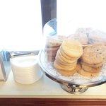 Cookies in Lobby