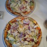 Pizza Pie Usseln Foto