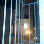 Vista lateral a la catedral suite hab.137