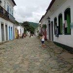 Rua de Pedra - Centro Histórico de Paraty