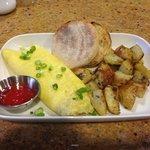Breakfast omlet