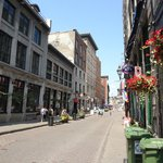 ville Marie vieux Montréal