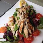 Chicken Oregano Salad