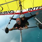 Awesome experience of Hang gliding in the Switzerland