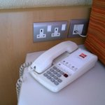 Telephone & outlets