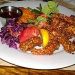 Great shrimp dinner