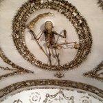Capuchin Crypt / Ossuary Ceiling
