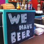 Licensed!!! MMM Beer!