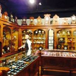 Tableau of a Clock and Watchmaker's Shop