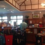 Proshop and check-in