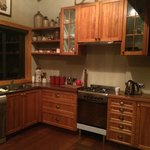 Wonderful, well-equipped kitchen in the cottage!