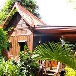 Tropical Teak House