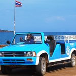 Pick-up service from the pier on Koh Mak