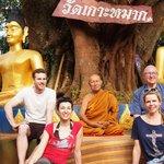 Koh Mak Temple, open for visitors