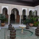 Hotel La Mamounia-Marrakech