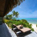 Ultimate Beachfront Villa 1 Bedroom
