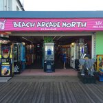 Beach Arcade North Store Front