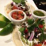 Steak Tacos (Tacos de Lomitos-- HANDMADE Tortillas!)