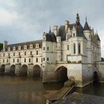The beautiful Chateau Chenanceau