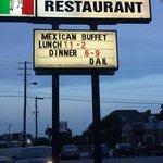 El potro mexican restaurant in Burnswick Ga.