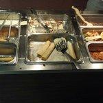 Part 4 of buffet.