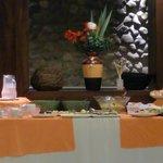 Café da mahã - uma parte dele
