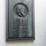 Sculpture of Goethe