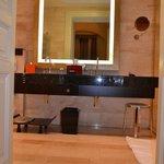 WC da suite do Hotel Mandarin Oriental - Praga