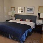 Suite do hotel Mandarin Oriental - Praga