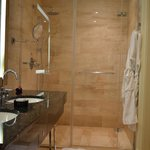 WC da suite do hotel Mandarin Oriental - Praga