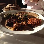 Foto de Rosalind's Ethiopian Cuisine