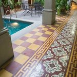 Amazing tile everywhere