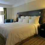 Comfy large bed