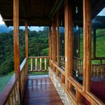 Early morning at Tandayapa lodge