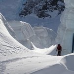 Canyon Land Tasman Glacier Skiing - Photo Charlie Hobbs