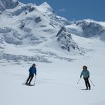 Lowe Tasman Glacier Skiing - Photo Charlie Hobbs