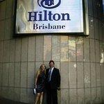 Deborah & I Elizabeth Steet entarnce 2009