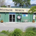 Front of Westbank Museum
