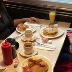 50$ Frühstück