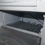 Mold in the new fridge 2/2