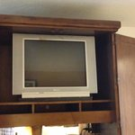 Yes, it is a tube TV