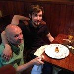 Celebrating son's birthday at Mithas